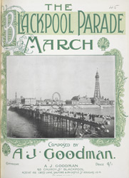 The Blackpool Parade March part 01